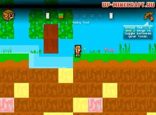 Игры майнкрафт строить дома острове